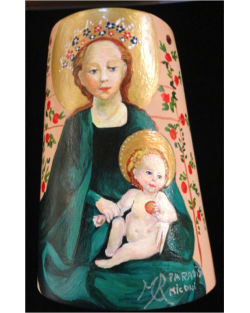 From madonna with child