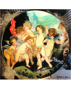 Cherubs and cupids in the game