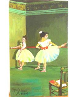 Le ballerine di Degas 1