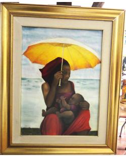 L'ombrello giallo