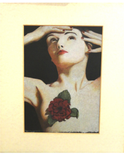 La rosa tatuata