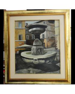 Roma, St. Simeon's Square