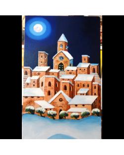 Sotto la neve e la luna