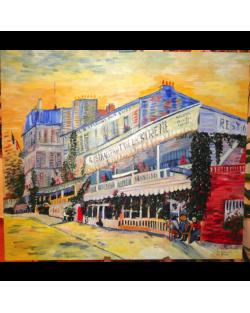 Copia d'arte Restaurant de la Sirene