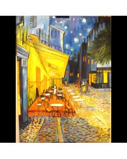 Terrazza del caffe la sera, Place du Forum, Arles