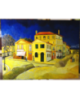 Copia d'arte La casa gialla