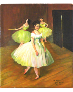 The dancers of Degas 2