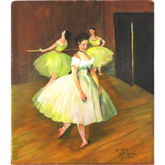 Le ballerine di Degas 2