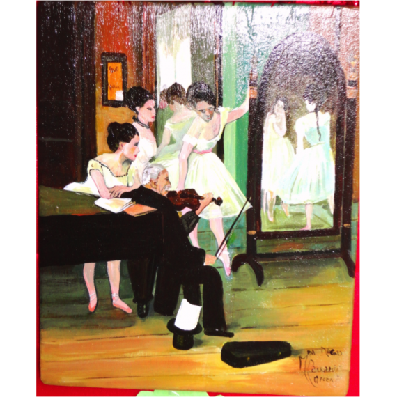 The dancers of Degas 3