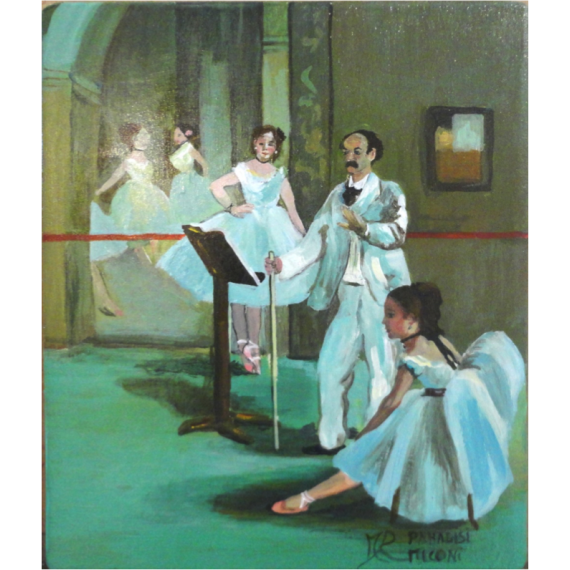 The dancers of Degas 4