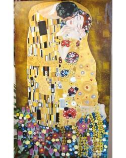 copia d'Arte Il bacio (Klimt)