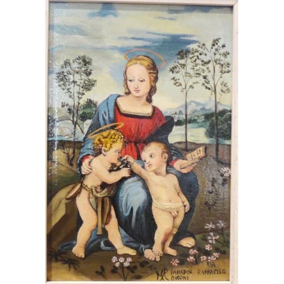 Madonna con Gesù e San Giovannino