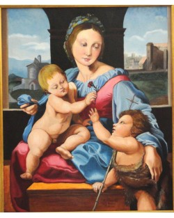Copia d'Arte Madonna Garvagh
