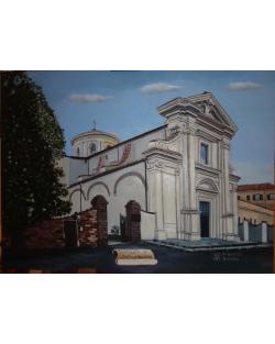 Galloro, Santuario S. Maria