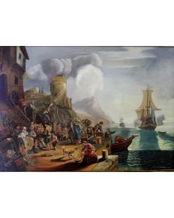 copia d'arte Porto di mare