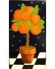 Vaso di arance
