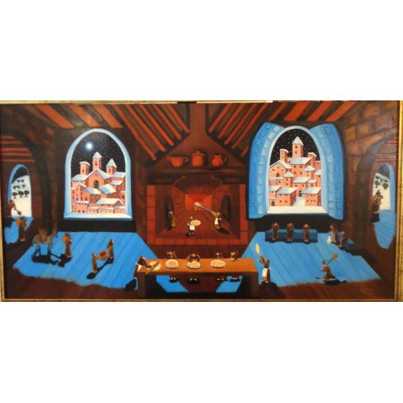 Nel Convento