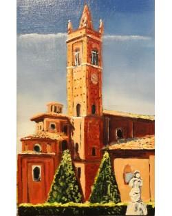Monte Uliveto, Monastero