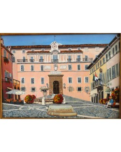 Castel Gandolfo Palazzo Pontificio