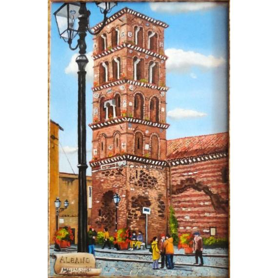 Albano Chiesa di San Pietro
