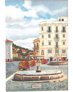 Fountains of Ariccia