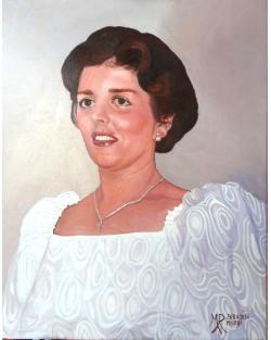 esempio di ritratto di Sposa