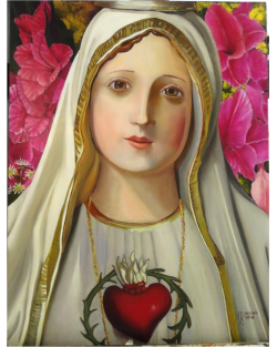 Virgin Mary of Fatima