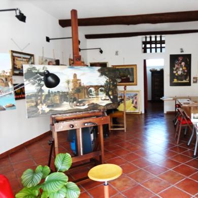 Maria Rosaria Paradisi Miconi, arte quadri e dipinti