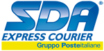 SDA Express Courier Quadri Arte italiana di Maria Rosaria Paradisi Miconi